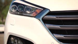 Фары Hyundai Tucson 2017
