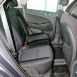 Хендай Туссан 2016 комплектация Start вид салона для задних пассажиров