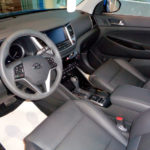 Салон спереди 2 Hyundai Tucson 2016 Prime