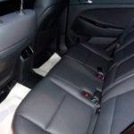 Салон сзади Hyundai Tucson 2016 Prime