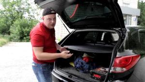 Багажник Хендай икс 35