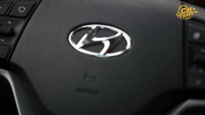 Мультируль есть в любой комплектации Hyundai Tucson 2017